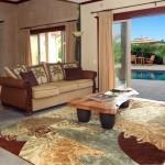 Aumoe Livingroom Garden View