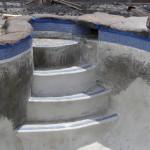 Manua Lani Pool Steps